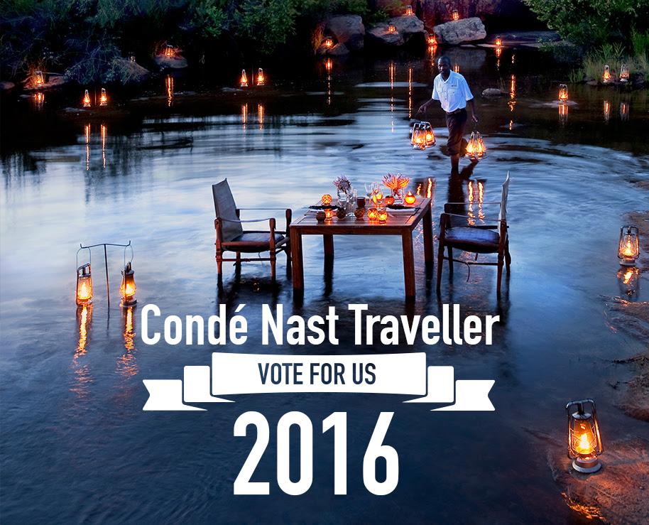 Κάθε χρόνο τα βραβεία Readers' Travel Awards του Condé Nast Traveller ανακηρύσσει τους καλύτερους των καλύτερων κάθε χρόνο στον τουρισμό.